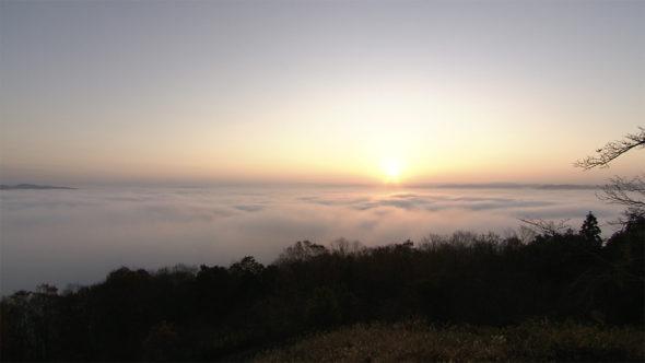 06.三次の霧海、香淀の大イチョウ。神楽のこれから