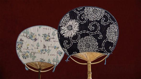 06.日本三大うちわの一つ、房州うちわ。野鍛冶が作る伝統農具