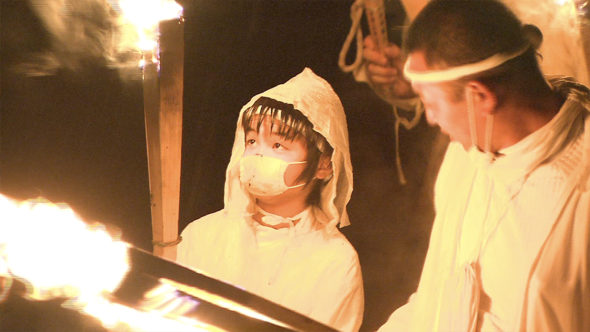 07.神倉神社のお燈祭り。湯浅の醤油