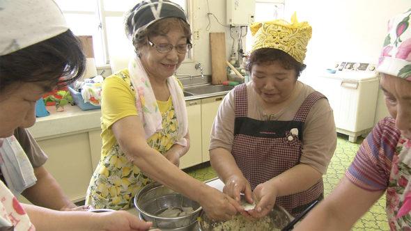 04.宇和島の郷土料理と九島小学校の盆踊り