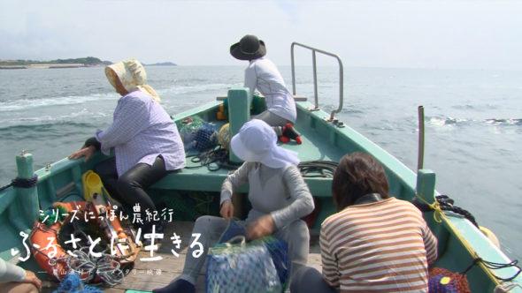06.和具(わぐ)港の海女と郷土料理の手こね寿司