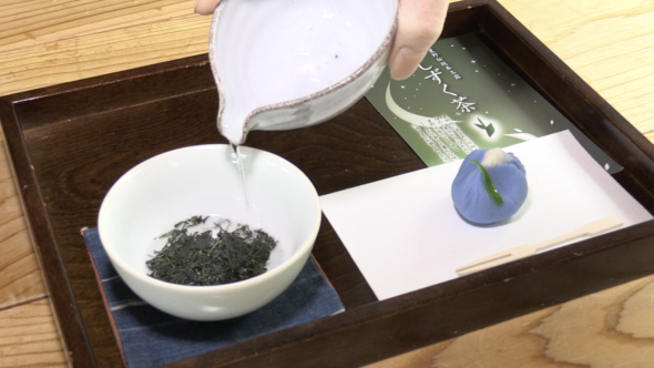 06.玉露の究極、伝統本玉露と星野村のしずく茶